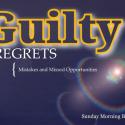 Guilty Regrets - Wed