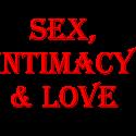 Sex, Intimacy & Love - Wed
