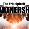 The Principle of Partnership - Wed